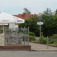 Biergarten Veltheimer Hof, Porta Westfalica